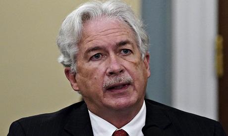 William Burns US CIA, AFP