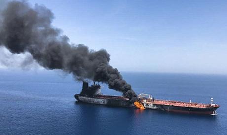 Another tanker war?