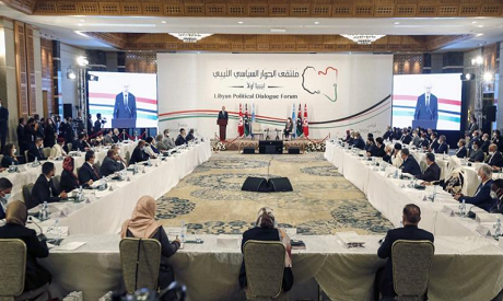 Libya Peace Talks