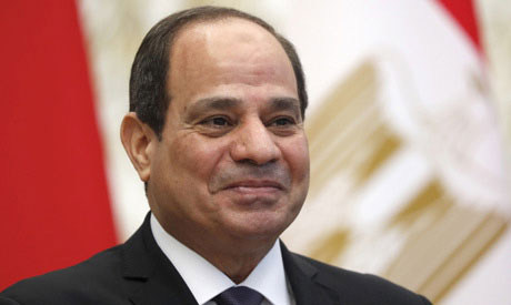 President Abdel Fattah El Sisi