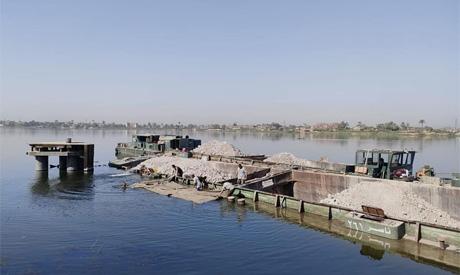 The tugboat Nasse