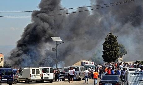 Lebanon Fuel Blast