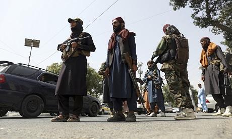 Taliban armed