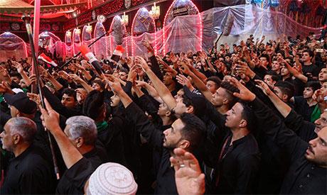 Iraq pilgrims