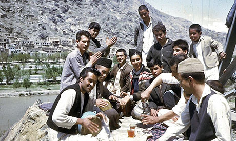 Afghanistan in the 1960s