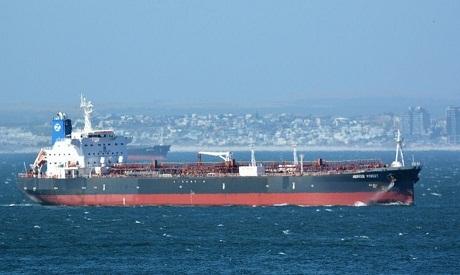 Iran tanker attack off Oman. AFP
