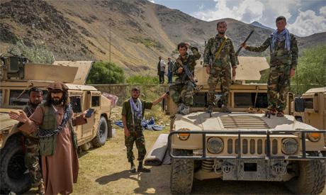 Afghan armed
