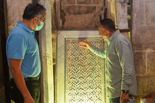 Khaled El- Enany, Minister of Tourism and Antiquities1
