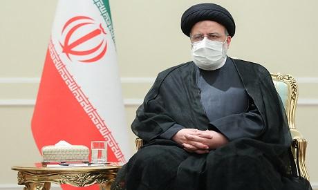 Iranian President Ebrahim Raisi. AFP