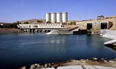 Dam in Iraq