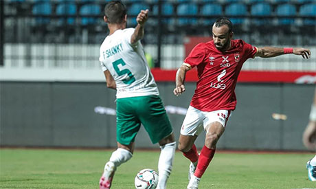 Al-Ahly vs Al-Masry