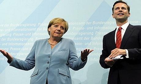 Merkel and Seibert