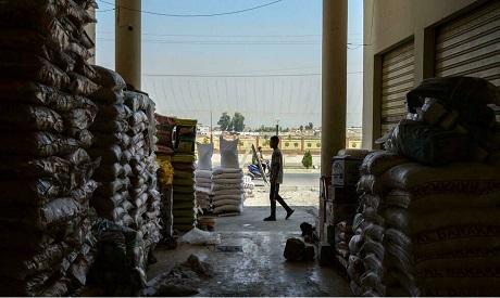 Store in Mosul Market