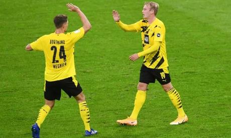 Julian Brandt & Thomas Meunier