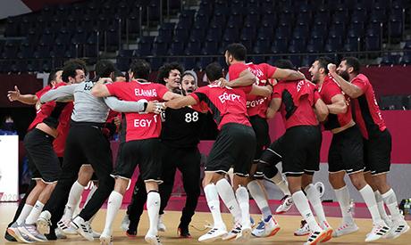Egyptian handball