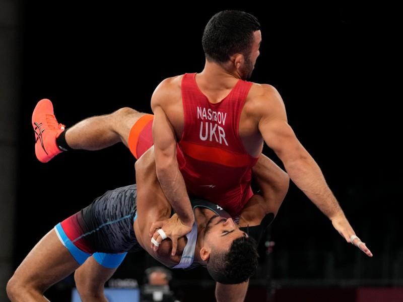 Egypt wrestling