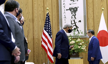 US Climate Envoy to Japan