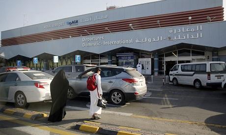 Abha Airport KSA, AP