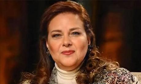 Egyptian actress Dalal Abdel-Aziz