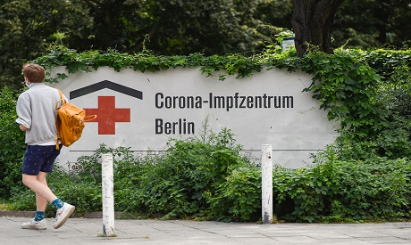 Germany Vaccination Center