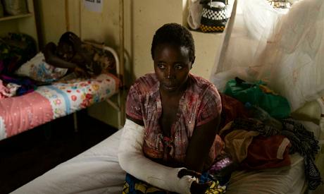 Congolese Survivor