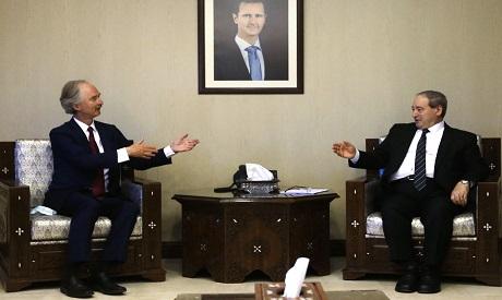 UN-Syria talks