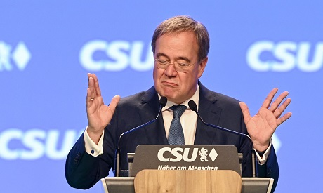 Chancellor Armin Laschet