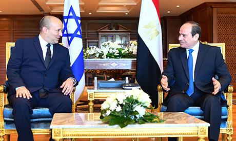 Al-Sisi and Bennett