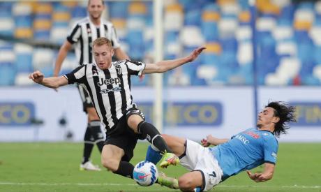 Juventus v Napoli