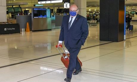 French Ambassador to Australia Jean Pierre