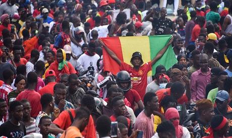 Exiled activities in Guinea