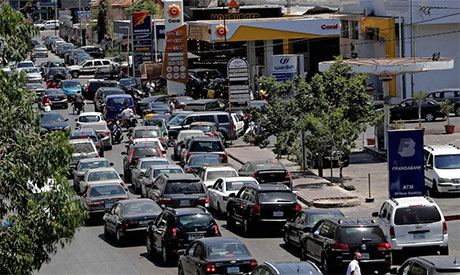 Gas in Lebanese