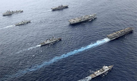 Tensions in US alliance