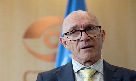 Robert Floyd, Executive Secretary of the Comprehensive Nuclear-Test-Ban Treaty Organization (CTBTO)