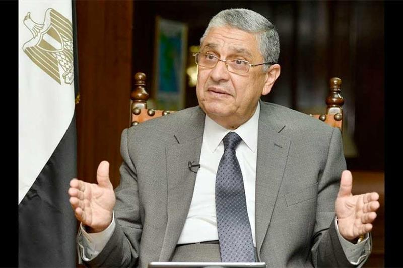 Minister of Electricity and Renewable Energy Mohamed Shaker. Al-Ahram