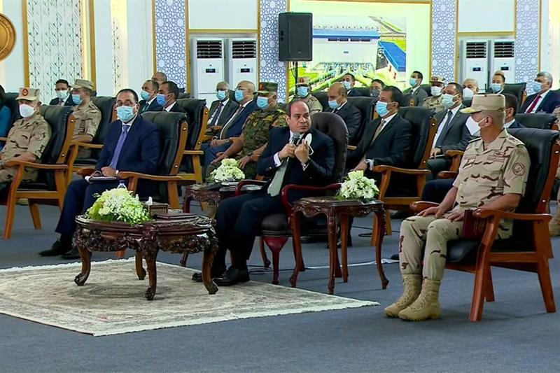 Egypt s President Abdel-Fattah El-Sisi