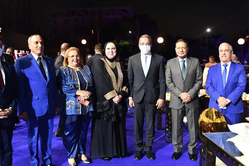 Abdel Mohsen Salama, Marwa El Tobgi, Nevine Gamea, Khaled Ananai, Karam Gabr