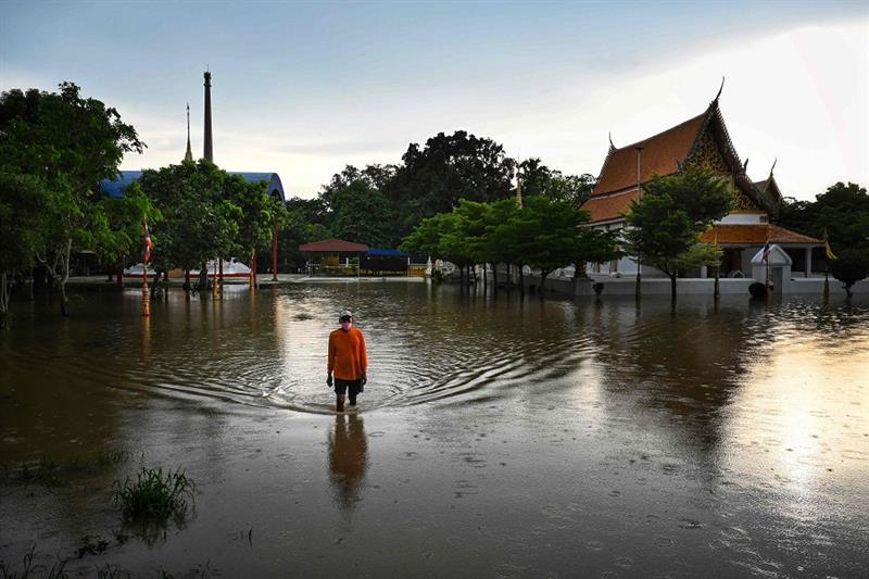 Flood in Thailand