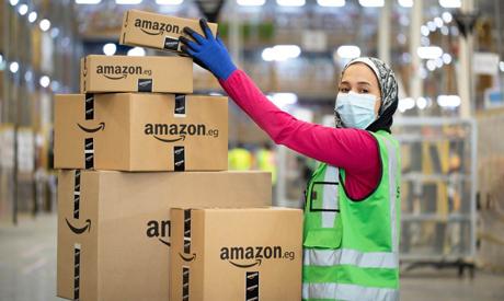Amazon in Egypt