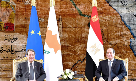 Egyptian-Cypriot commitments