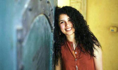 Singer Nouran Abu Taleb