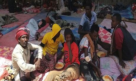 yemen/Migrants